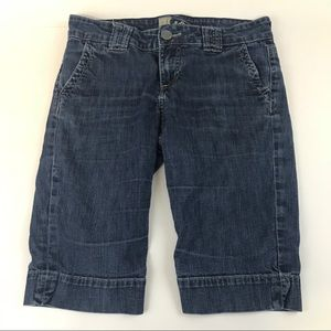 Kut From The Kloth Jeans Bermuda Shorts 4 Blue